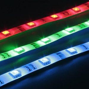 RGB LED лента 6м